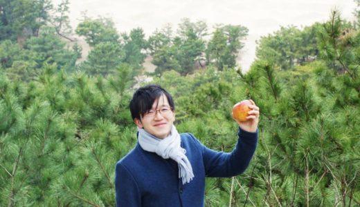 【りんご×きっかけ】ぽこみちがりんごを食べる理由