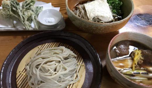 【信楽ランチ】手打ち蕎麦の人気店「黒田園」|信楽の美味しいお茶も味わえる