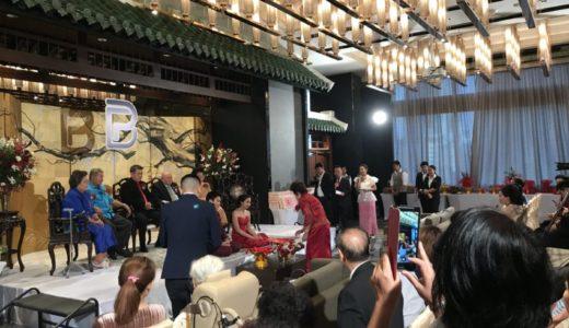 【タイの結婚式】タイの友人の結婚式に参列|スタイルや服装などをご紹介!