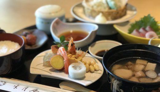 錦帯橋でランチを食べるなら!必ずおすすめするお店「半月庵」