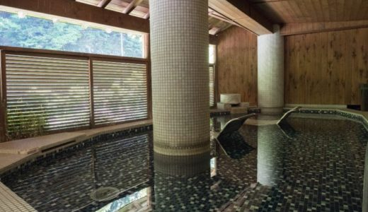 【岡山 日帰り温泉】湯原温泉 八景|良質の温泉を砂湯の目の前で満喫