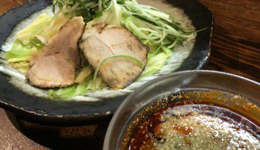 【広島グルメ】広島つけ麺「辛部」|暑い季節におすすめしたい旨辛のつけ麺