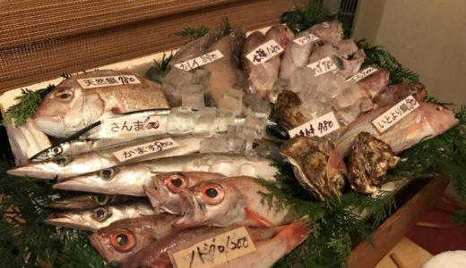 【広島 居酒屋】居魚屋うおはん|魚好きにおすすめ!魚屋さんの直営店