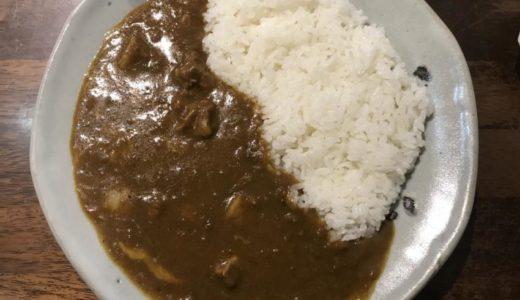 【広島 カレー】百番目のサル|カレー好きのぼくが広島で一番うまいと思うお店