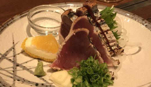 【高知グルメ】地産処 樹樹(じゅじゅ)|地元の美味しい料理が味わえる居酒屋