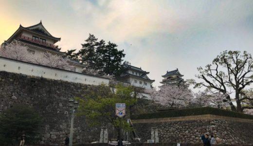 【広島 おでかけ】福山市のお花見おすすめスポット「福山城」