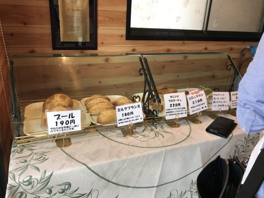 パン・タンタンのパン