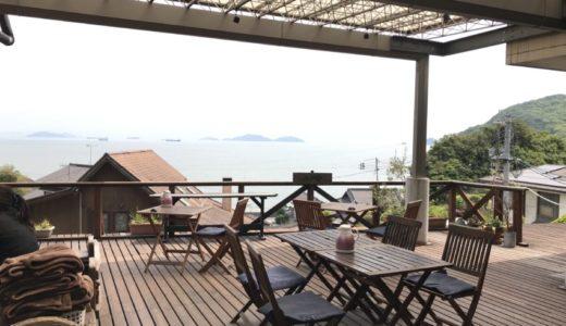 【広島 ランチ】ギャラリーカフェ 風の時計|海の見える絶景カフェ