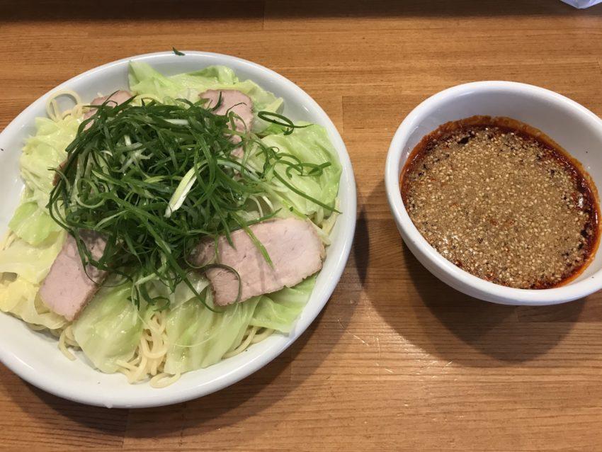 広島つけ麺かず つけ麺