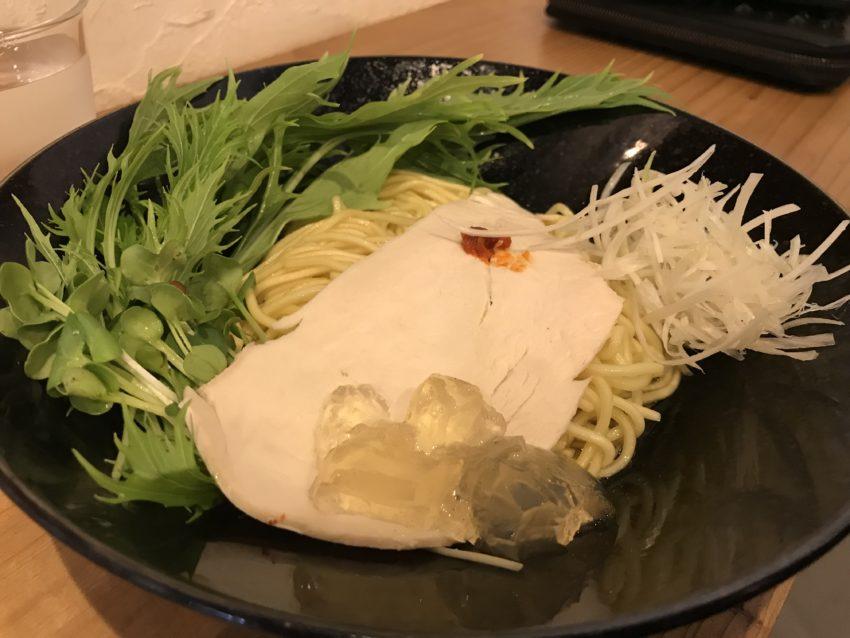 麺屋 颯爽 鶏そば