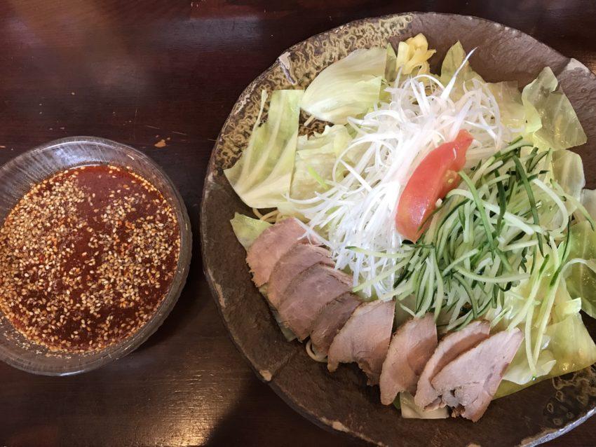 冷菜麺家 蓮 広島つけ麺