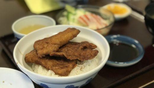 【福井グルメ】ヨーロッパ軒 総本店|B級グルメソースカツ丼の有名店