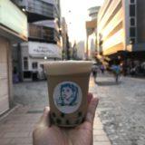 TEA PUBLIC hiroshima タピオカミルクティー