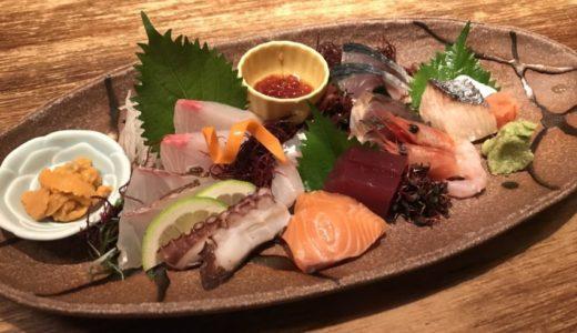 【広島グルメ】玉の井|個室で刺身が食べられるちょっと贅沢なランチ