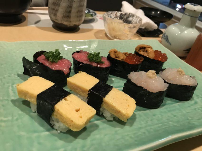 寿司栄 お寿司