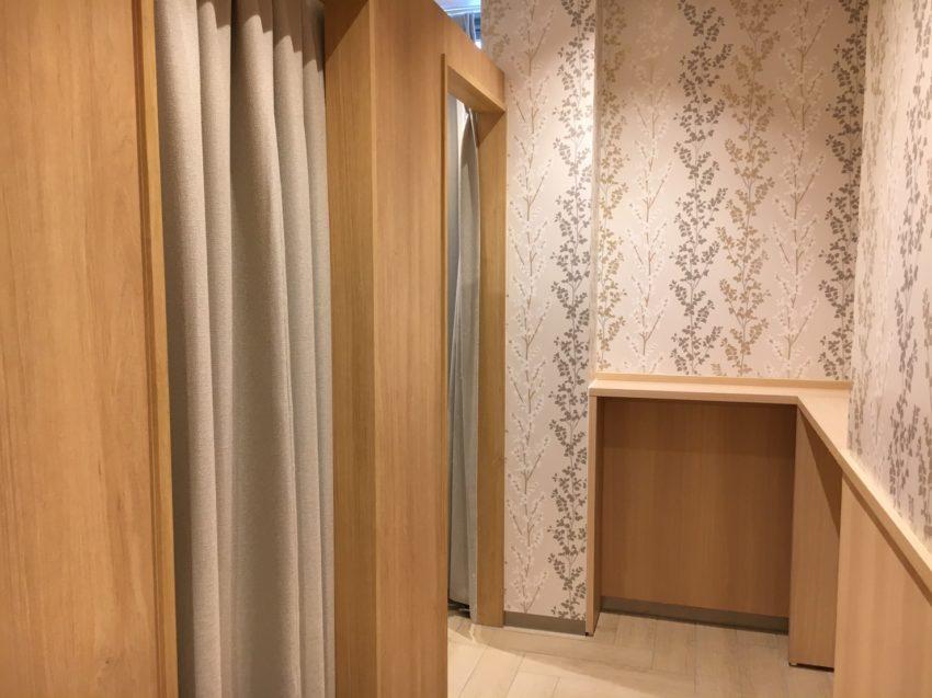 エキエ広島 授乳室