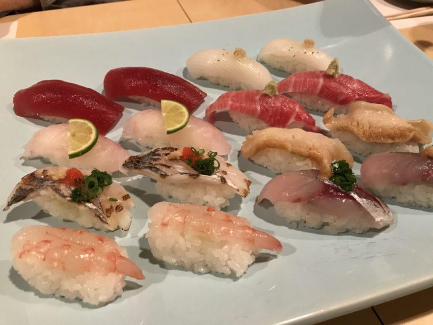 【寿司栄 掛尾店】富山の美味しいお寿司が食べられるおすすめ人気店