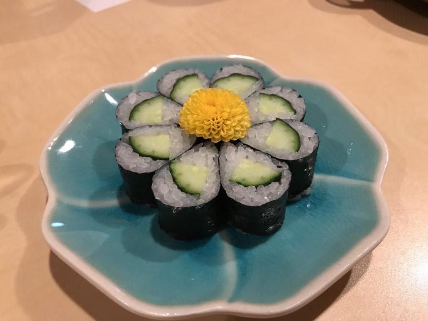寿司栄 かっぱ巻き