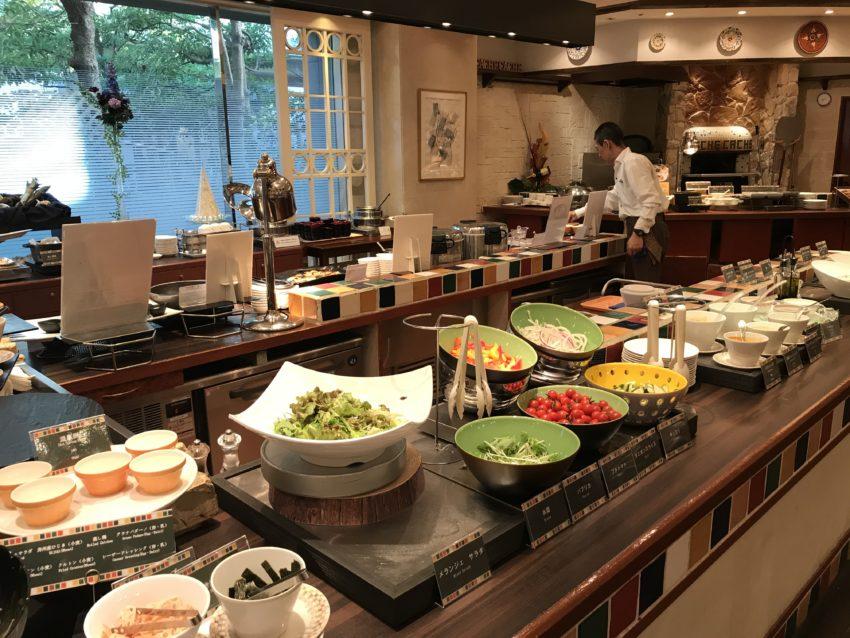 浦安ブライトンホテル東京ベイ 朝食