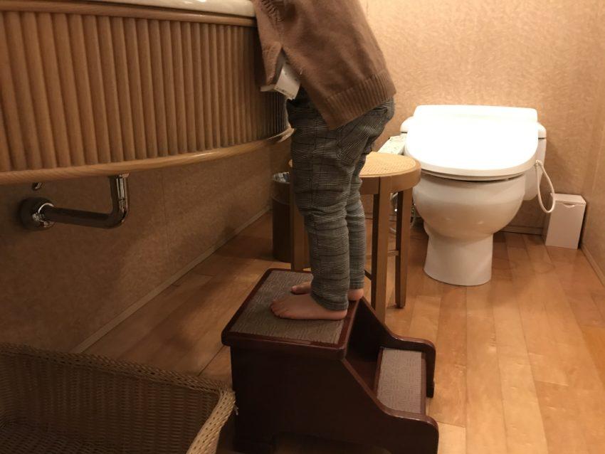 子ども用 踏み台