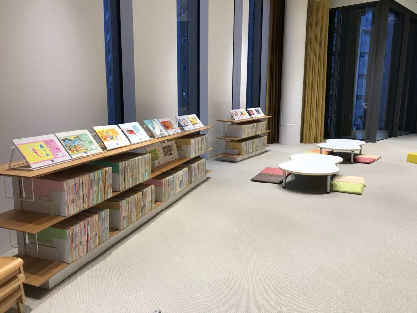 富山市立図書館本館 ふれあい交流ルーム