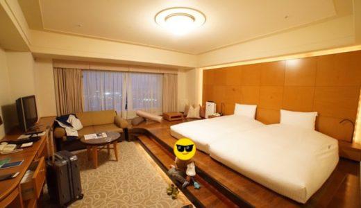 【浦安ブライトンホテル東京ベイ】舞浜から1駅でディズニー満喫の宿泊先として満足!