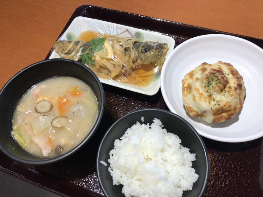 おひさま食堂 料理