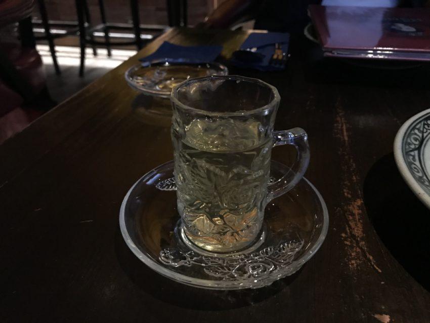 Sri Trat 食前茶