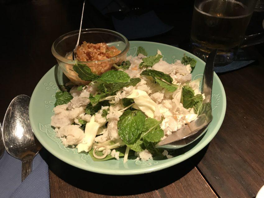 Sri Trat サラダ