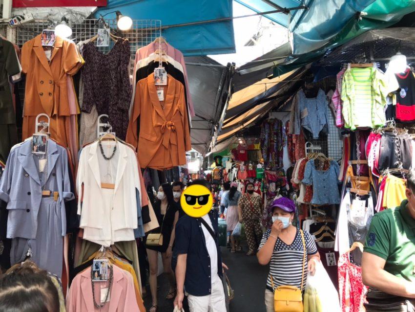 プラトゥーナムマーケット