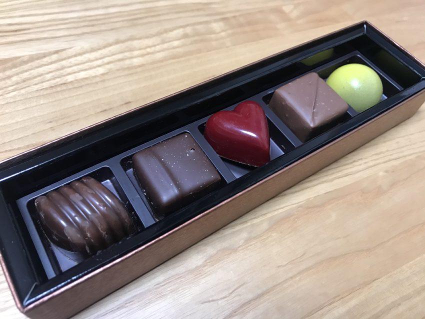 LA MAISON DE JUN チョコレート