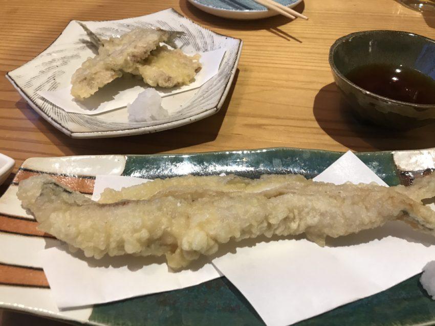海鮮つるべ 天ぷら
