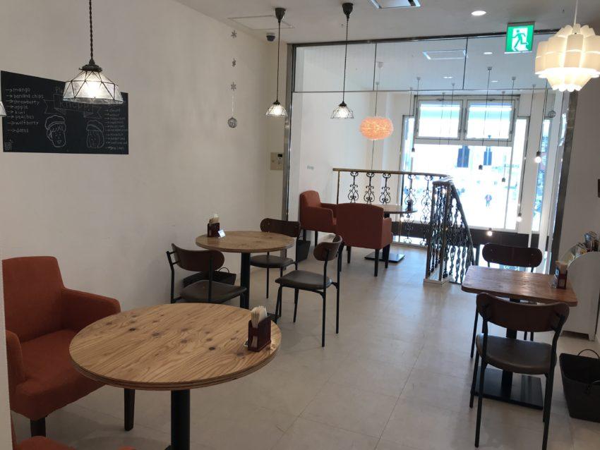 knopp(クノップ) カフェスペース