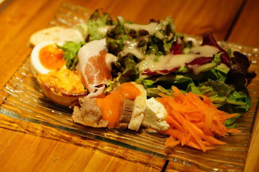 レストラトゥール 前菜