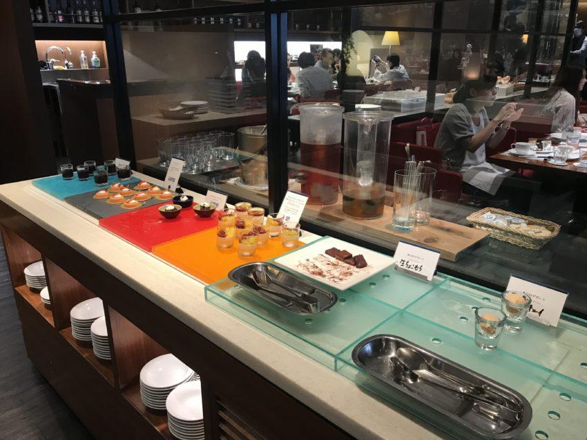 ニューヨークカフェ デザート