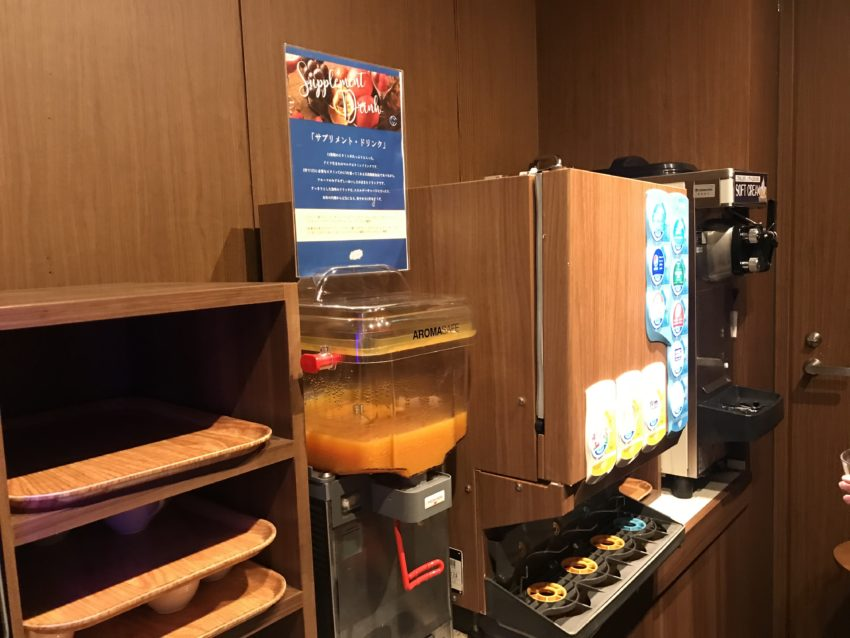 ニューヨークカフェ ドリンク