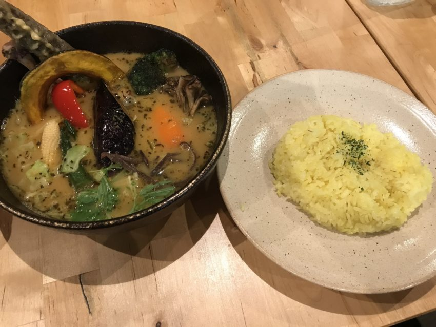 札幌スープカリー荒木商店 スープカレー