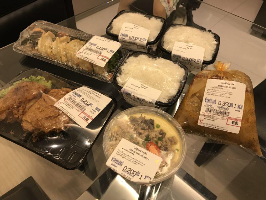 タイ旅行 晩御飯