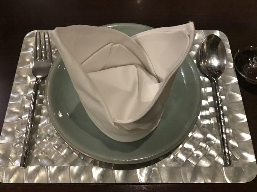 バーンカニタ デーブルセット