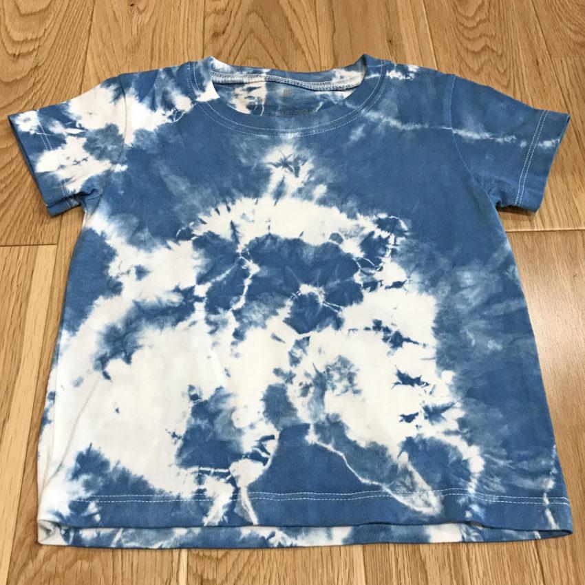 藍染Tシャツ(80cm)