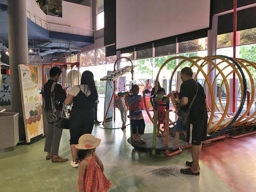 子供博物館 屋内