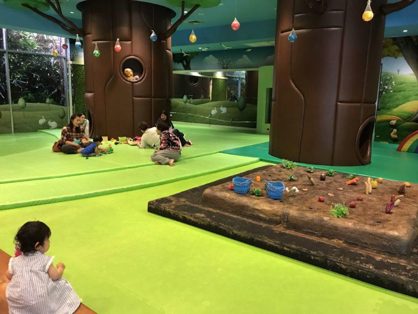 子供博物館 幼児エリア