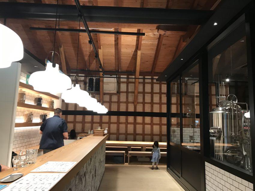 Kobo Brew Pub 店内
