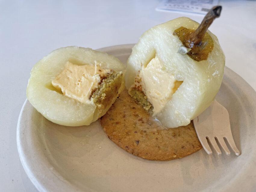 KININARU ラフランスケーキ