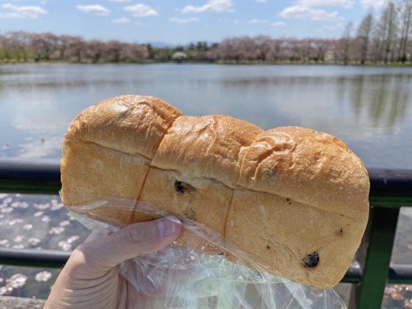 レーズンいちじくパン