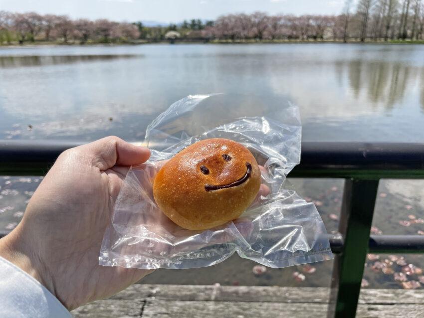 にこちゃんパン