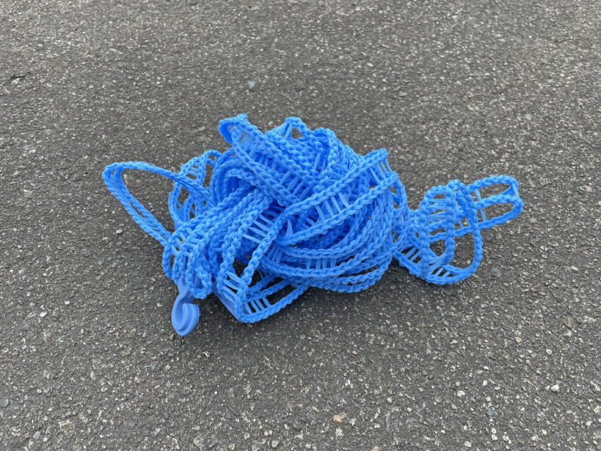 洗濯物干し紐