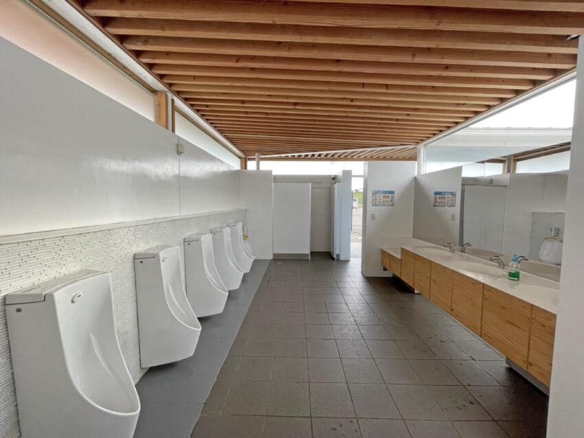 海王丸パーク トイレ