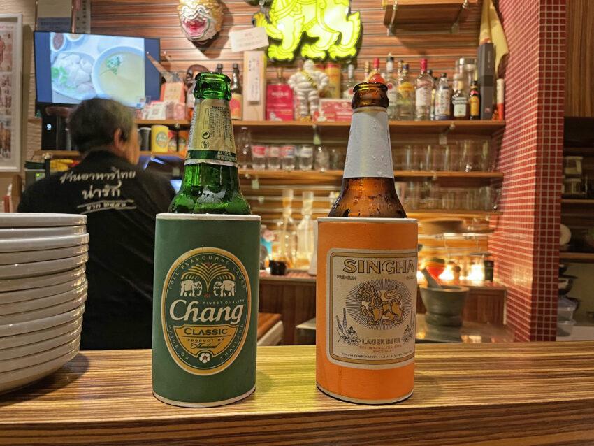 喃楽 ビール