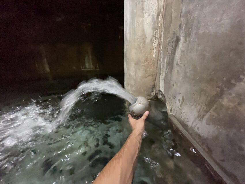 湯谷温泉 浴場